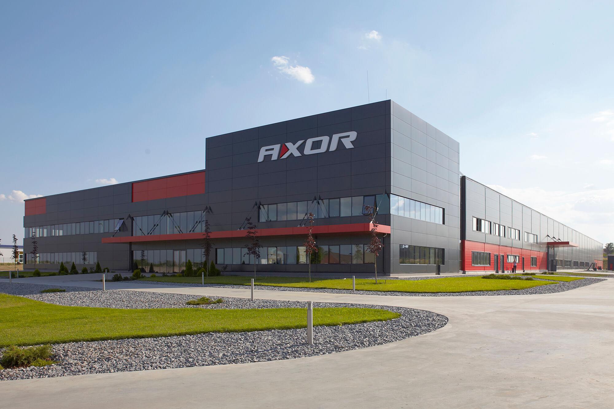 AXOR plant
